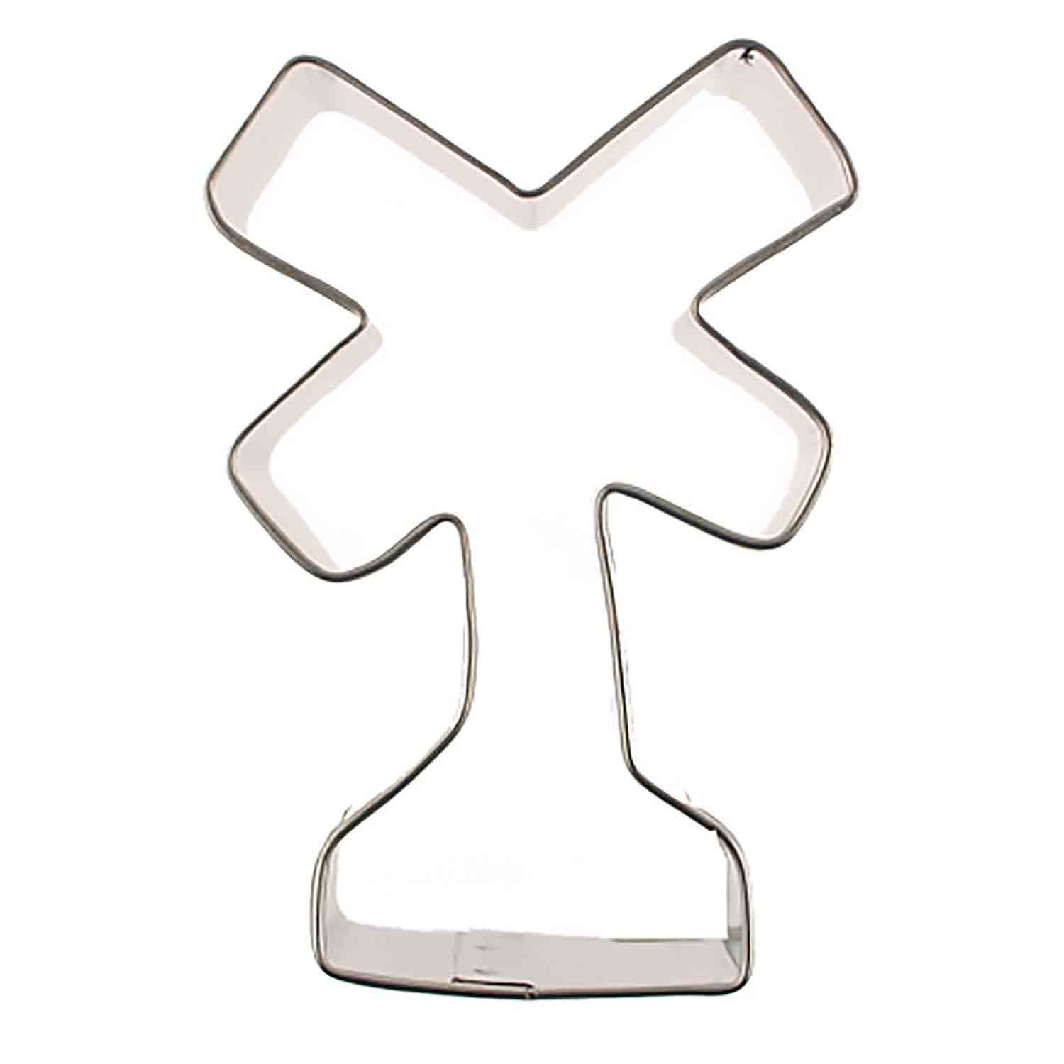 Railroad Crossing Sign Cookie Cutter
