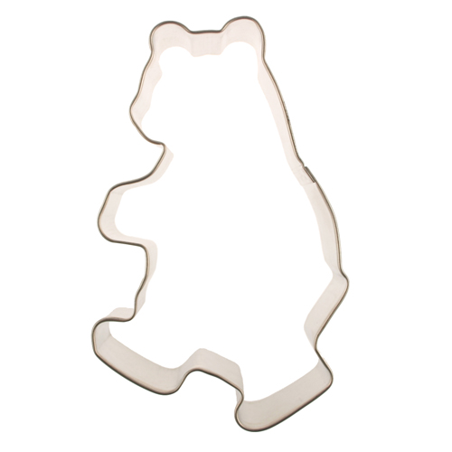 Dancing Bear Cookie Cutter