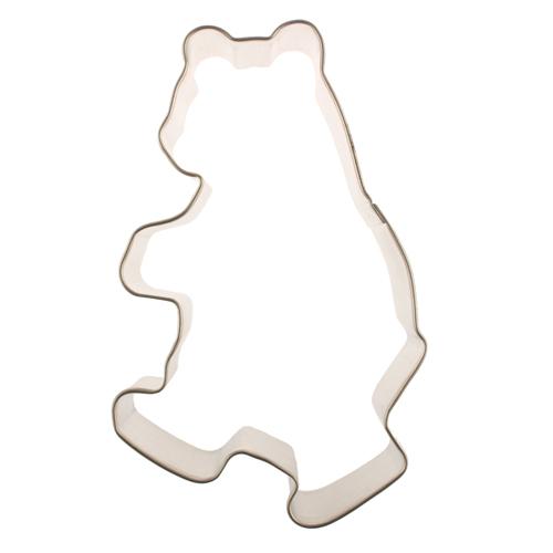 Dancing Bear Cookie Cutter