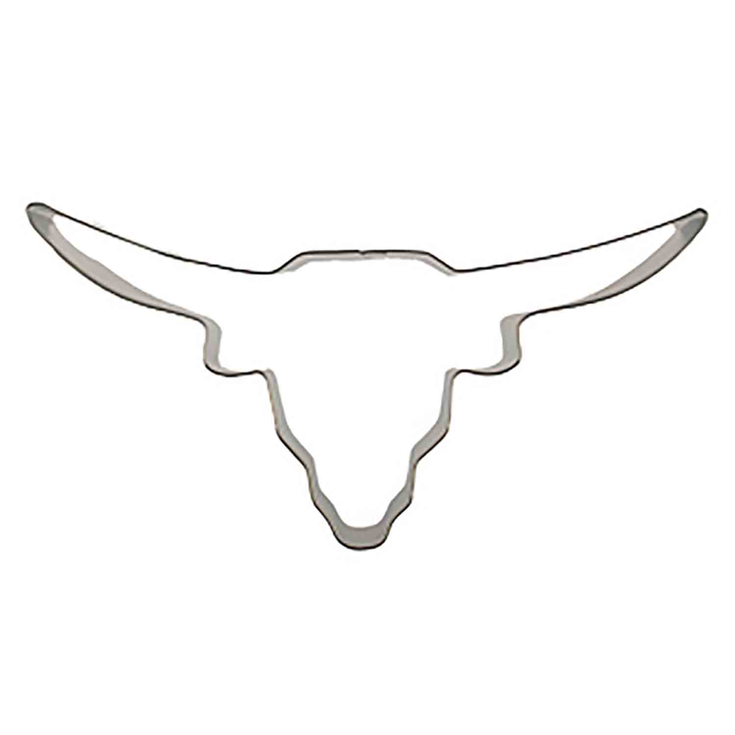 Longhorn Cookie Cutter
