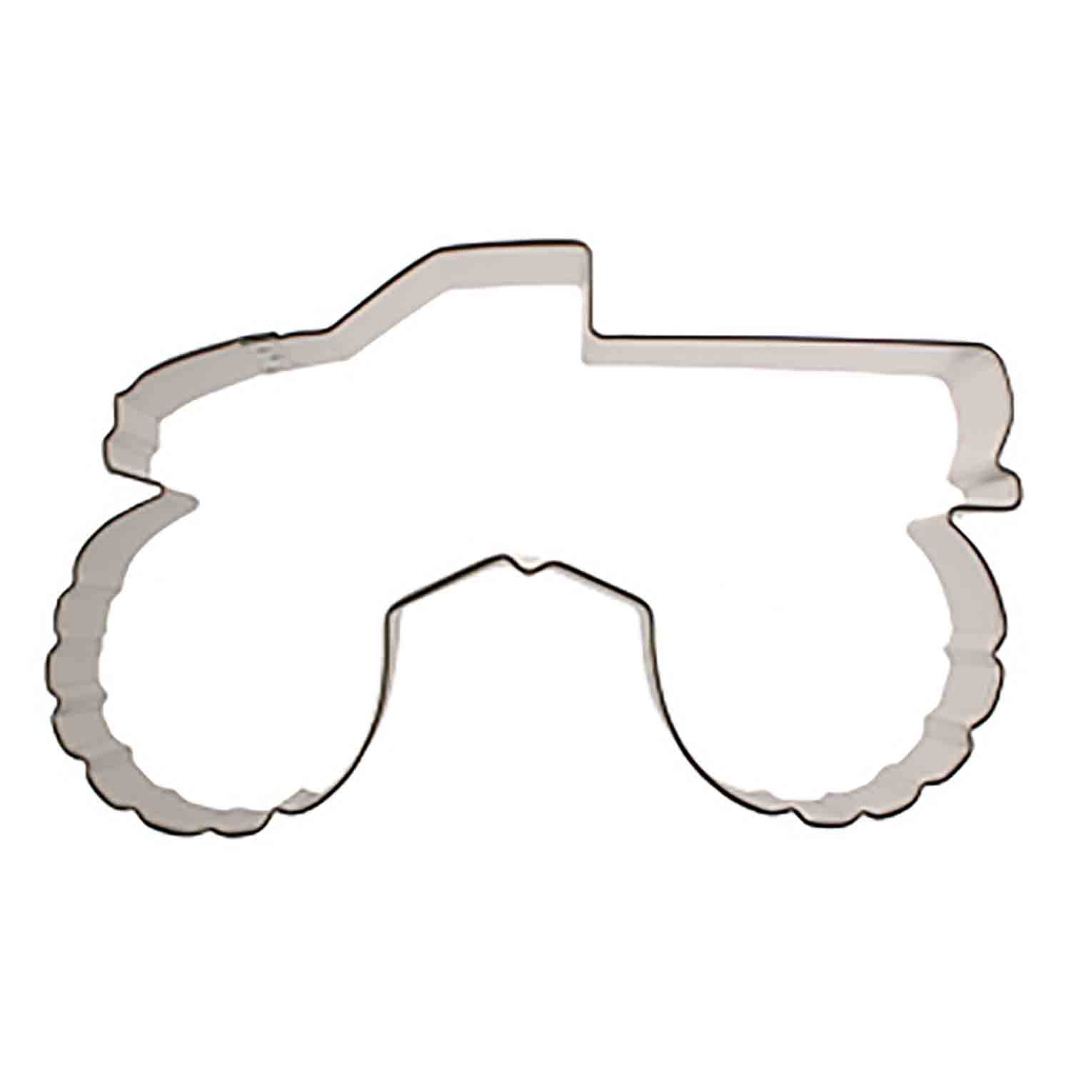 Monster Truck Cookie Cutter