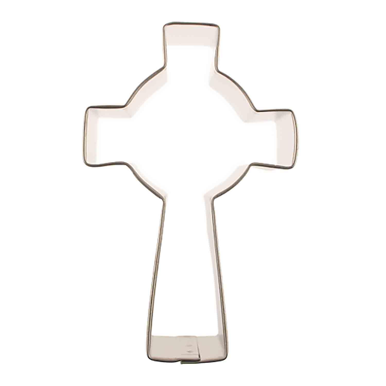 Celtic Cross Cookie Cutter