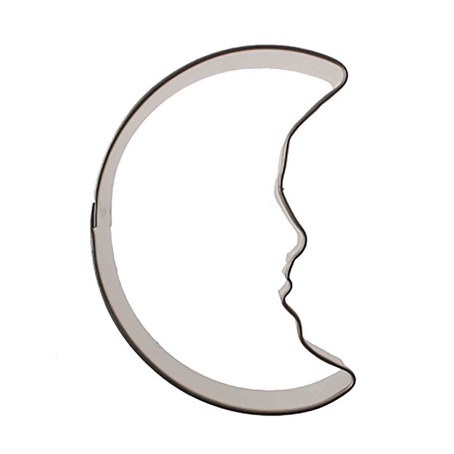 Man In Moon Cookie Cutter