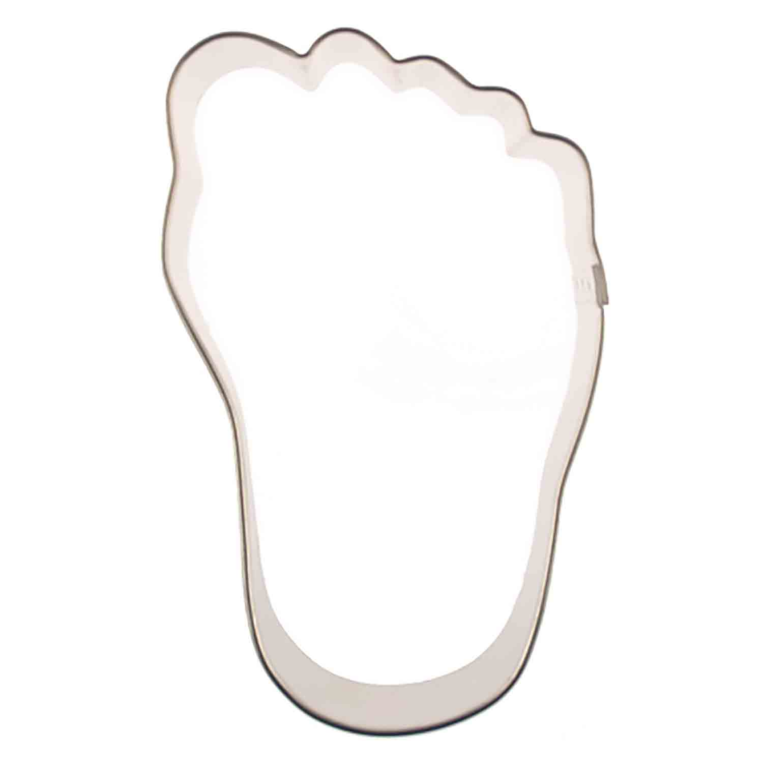 Foot Cookie Cutter