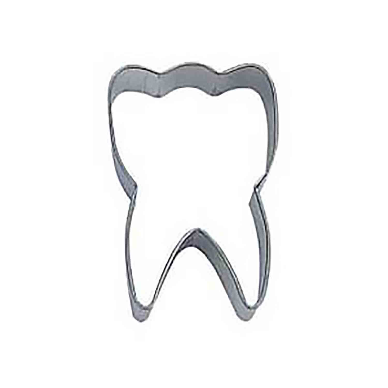 Tooth Cookie Cutter