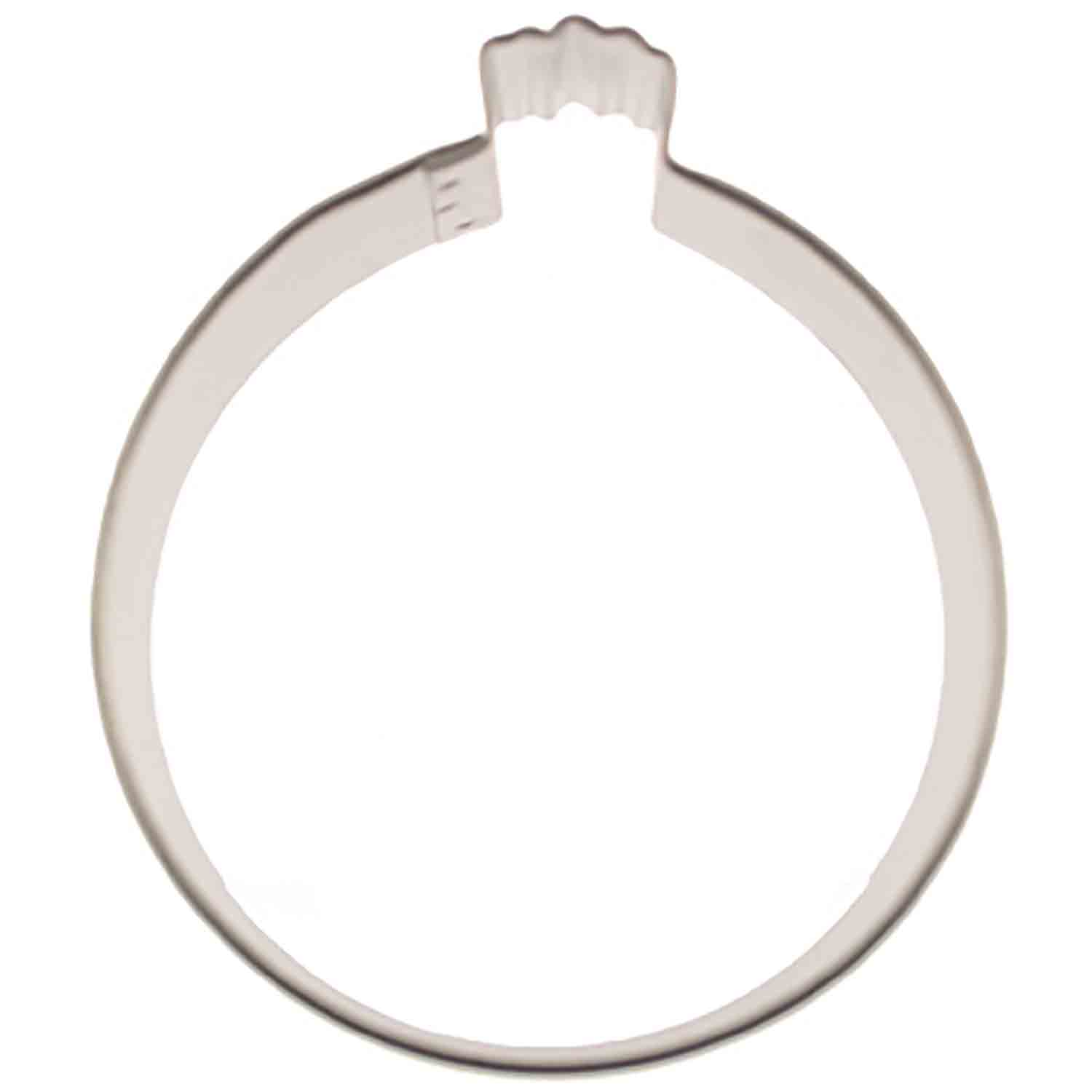 Ornament Round Cookie Cutter