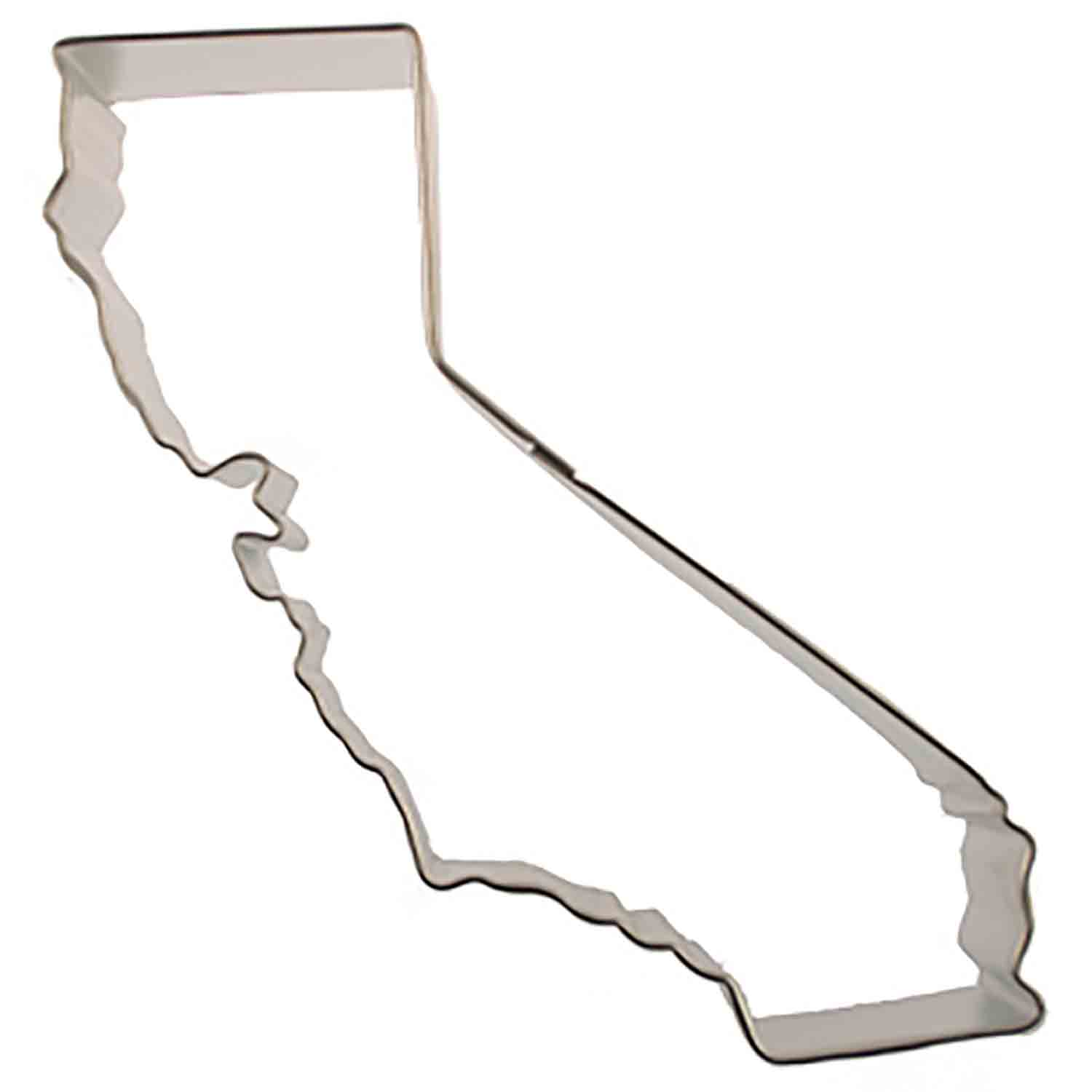 California State Cookie Cutter