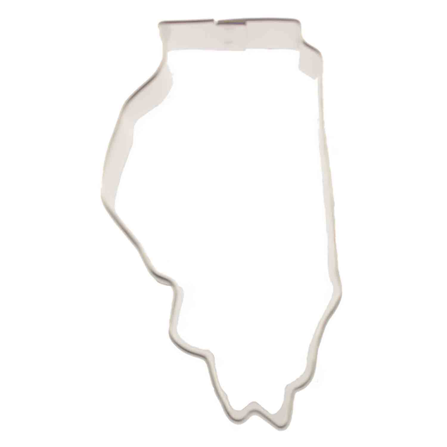 Illinois State Cookie Cutter