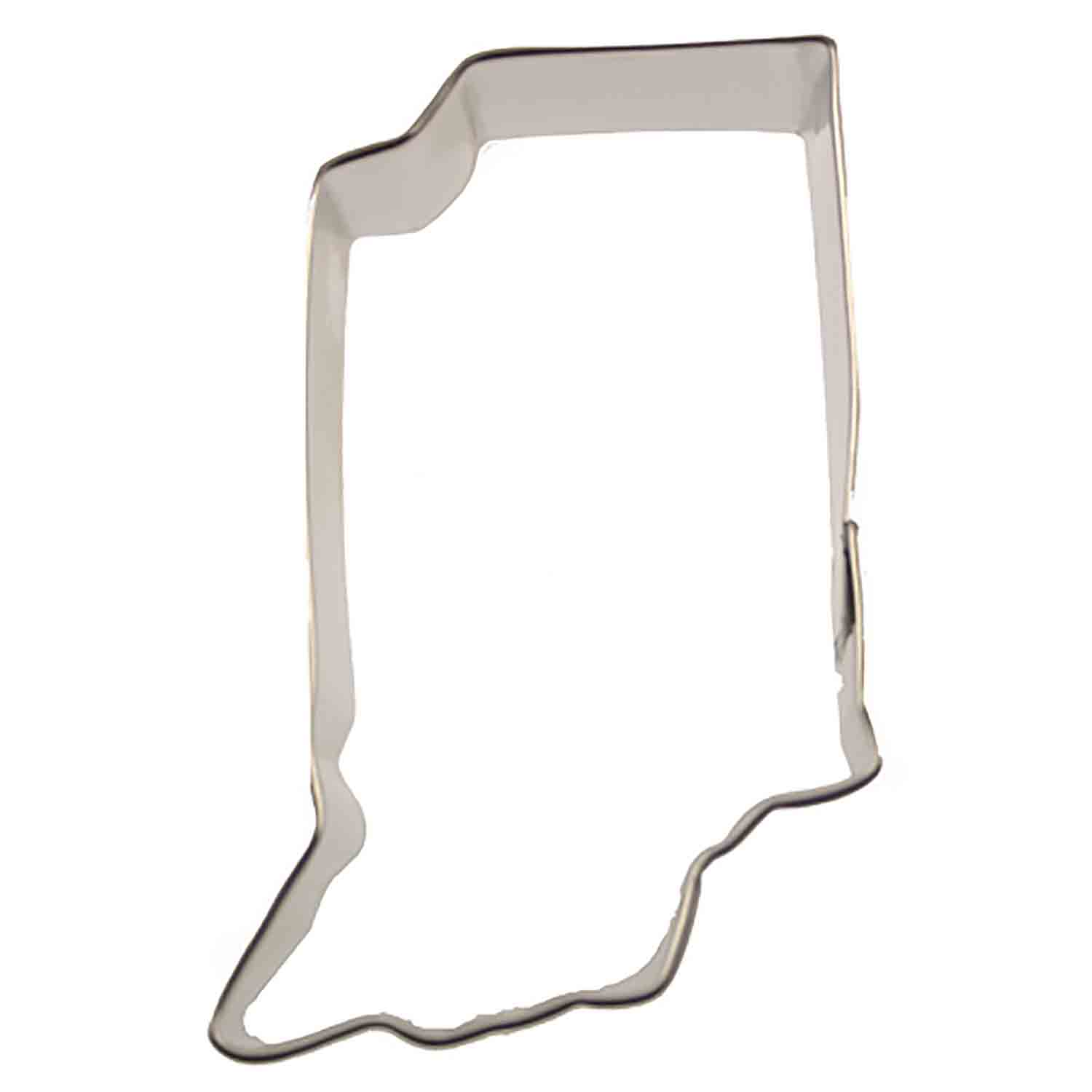 Indiana State Cookie Cutter