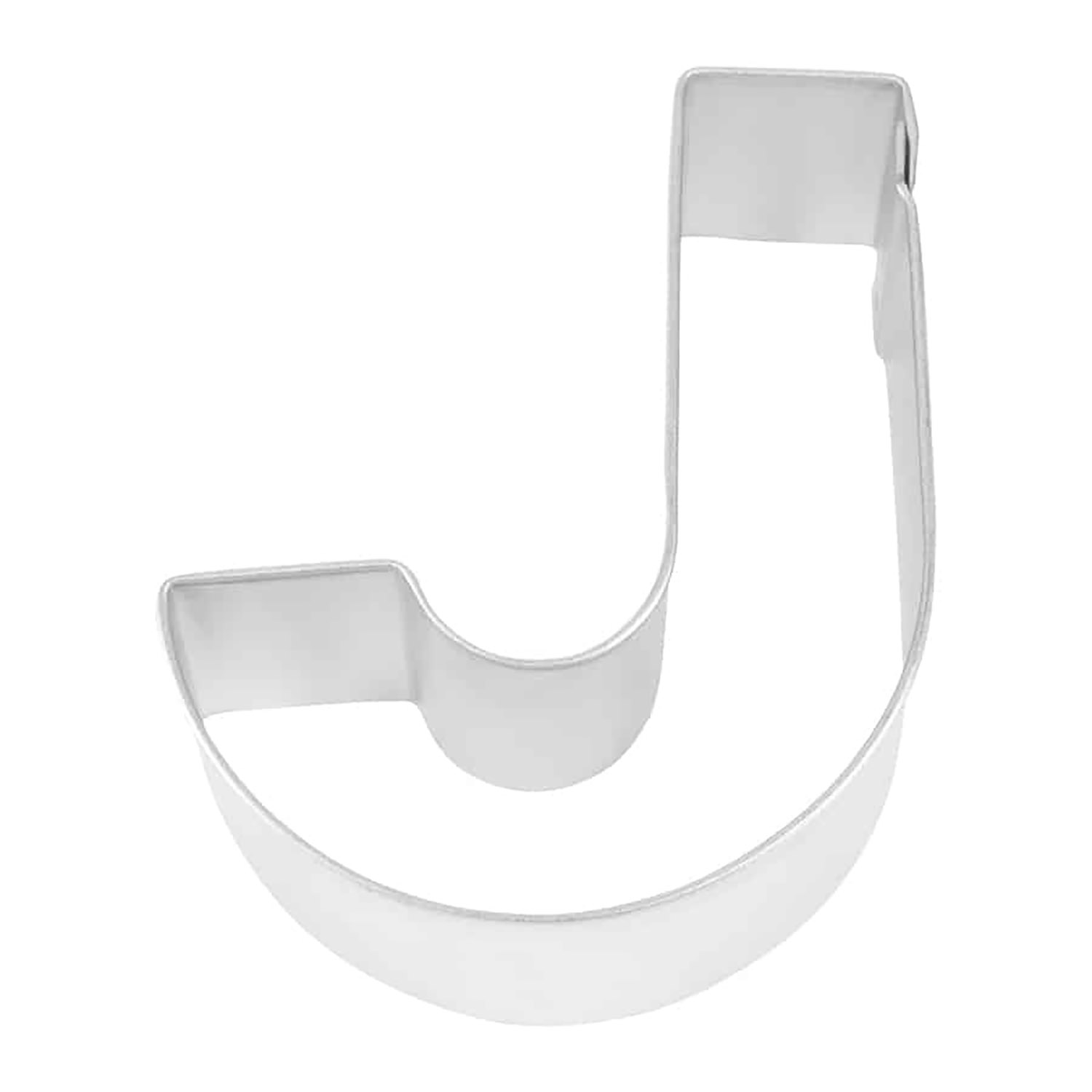 Letter J Cookie Cutter