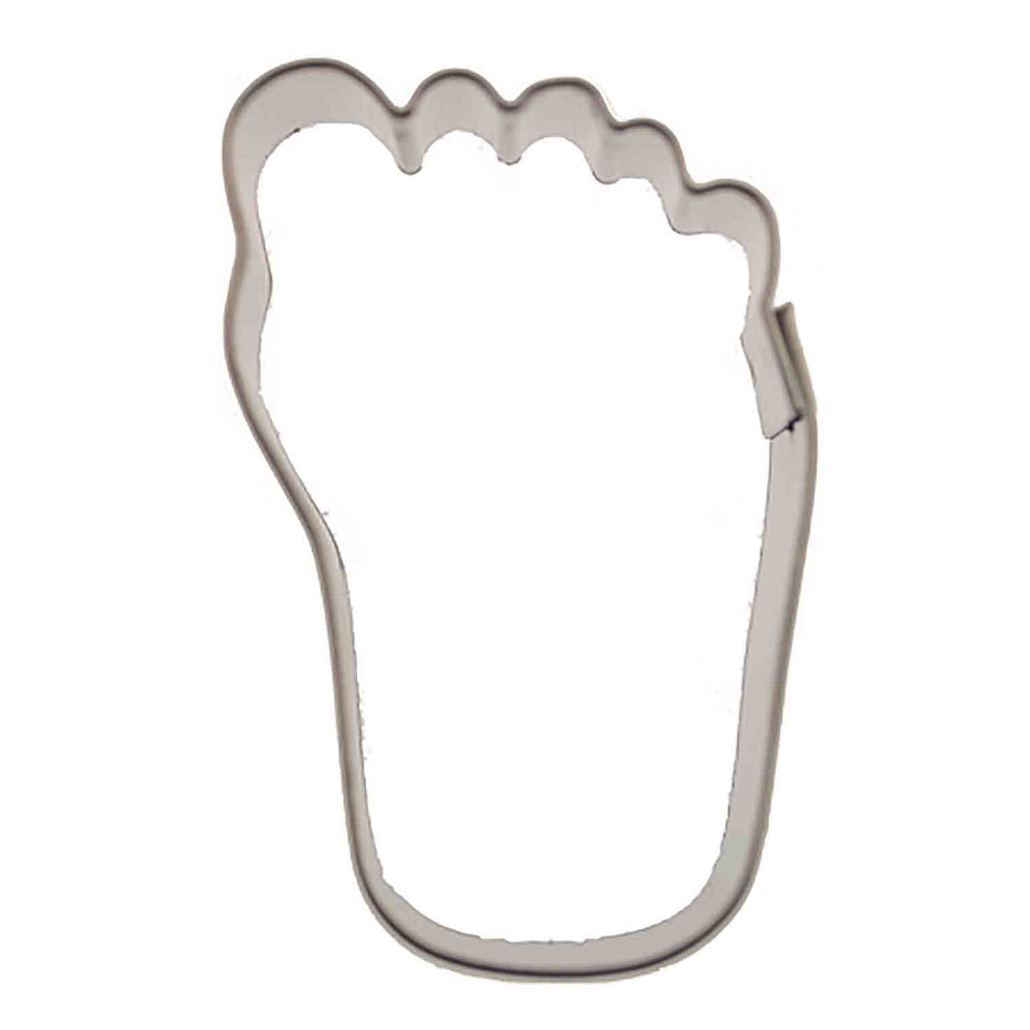 Mini Foot Cookie Cutter