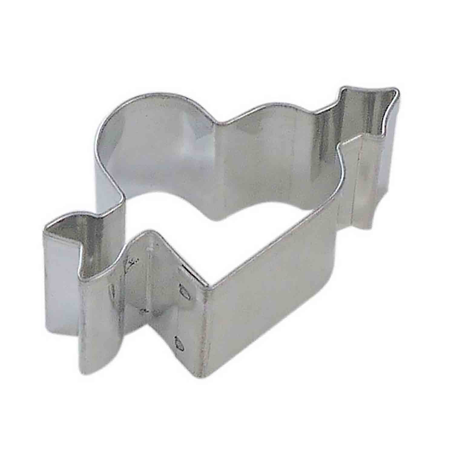 Mini Heart With Arrow Cookie Cutter