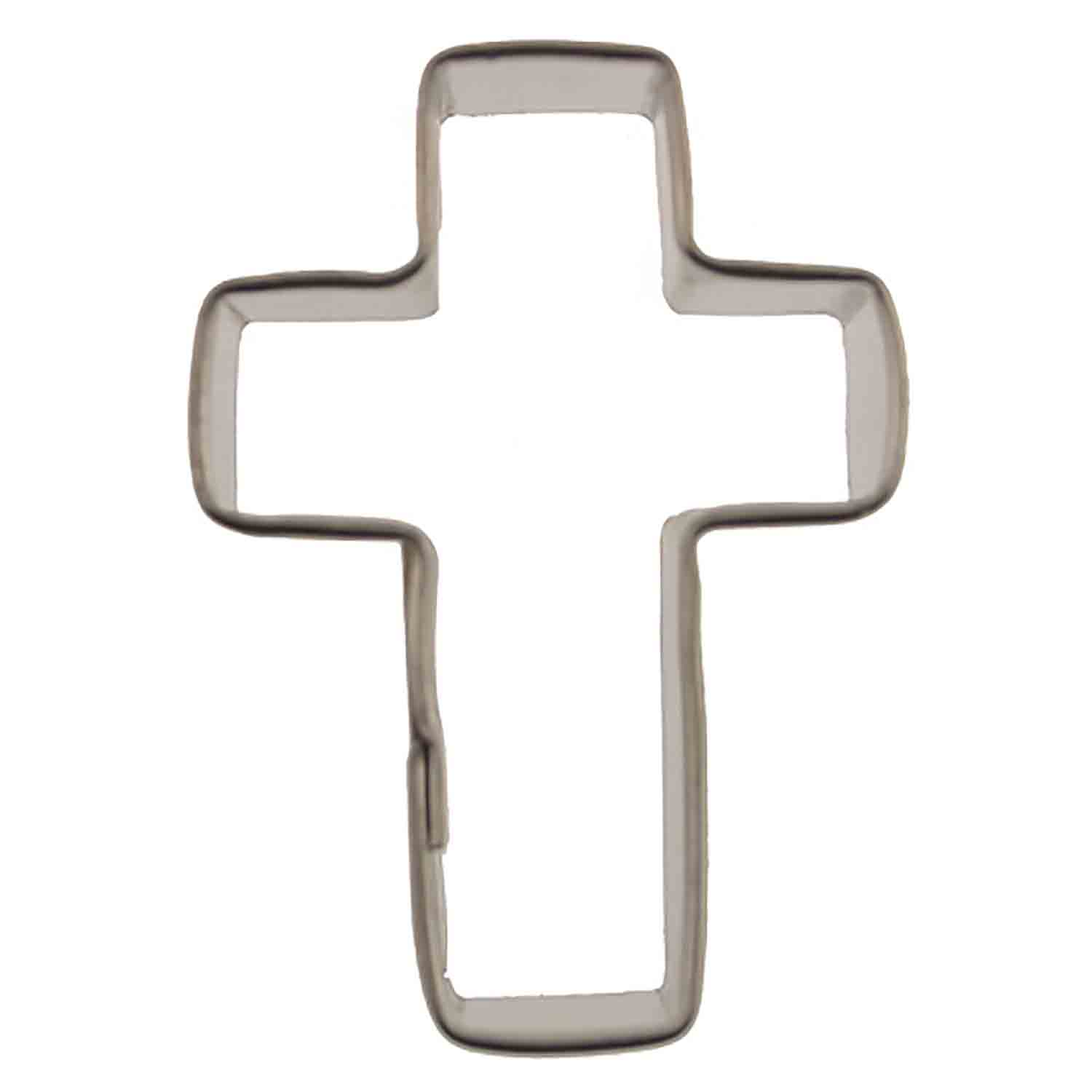 Mini Cross Cookie Cutter