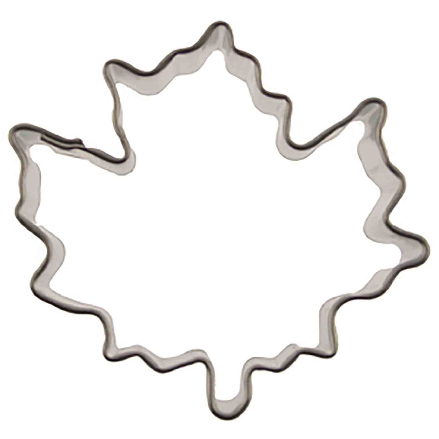 Mini Maple Leaf Cookie Cutter