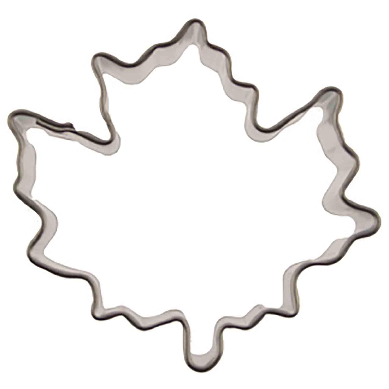 Mini Maple Leaf Cookie Cutter