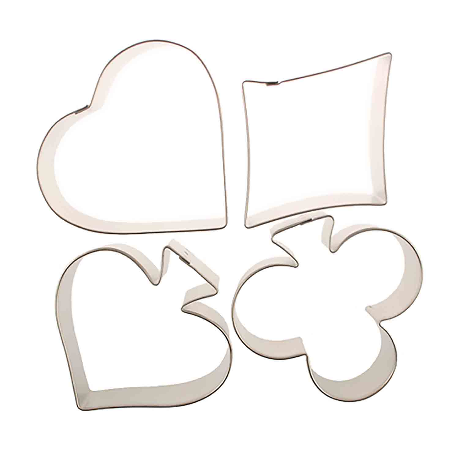 Card Suits Cookie Cutter Set