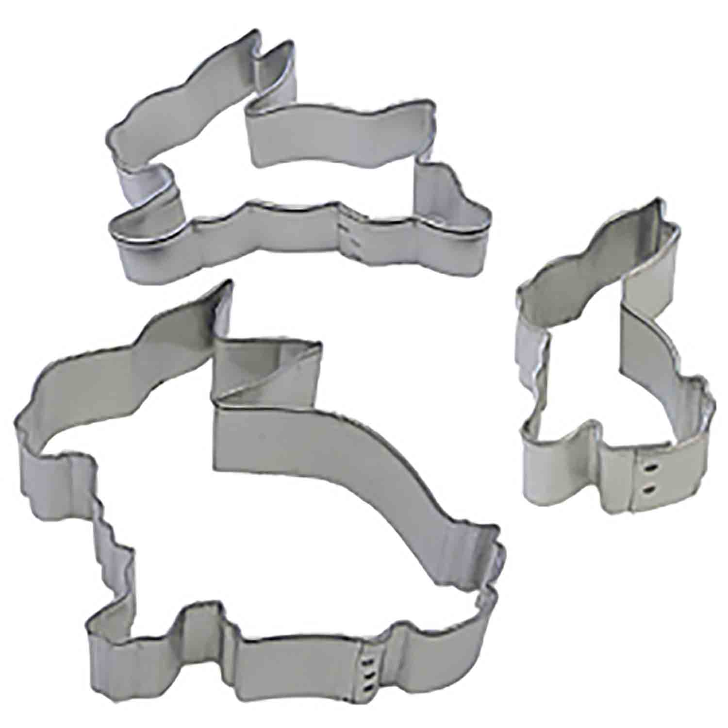 Rabbit Cookie Cutter Set