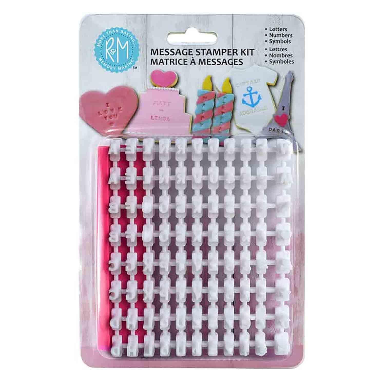 Message Stamper Kit