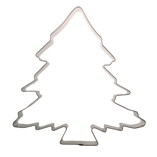 Extra-Large Tree Cookie Cutter