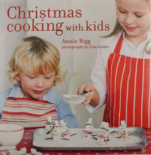 Rigg - Christmas Cooking with Kids Book