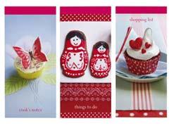 Cute Cupcakes Memo Pads