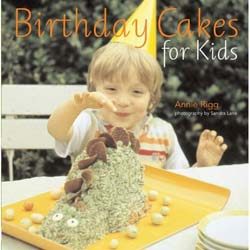 Rigg - Birthday Cakes for Kids Book
