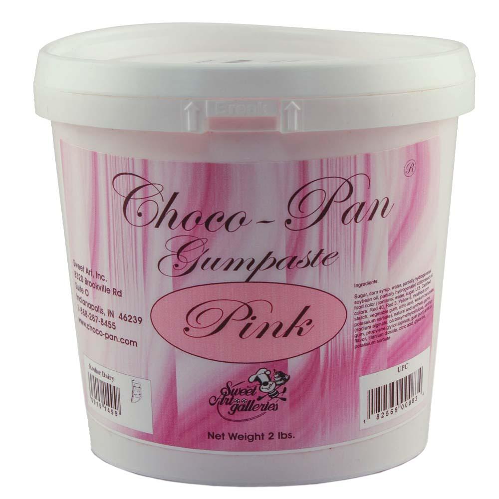 Pink Gum Paste