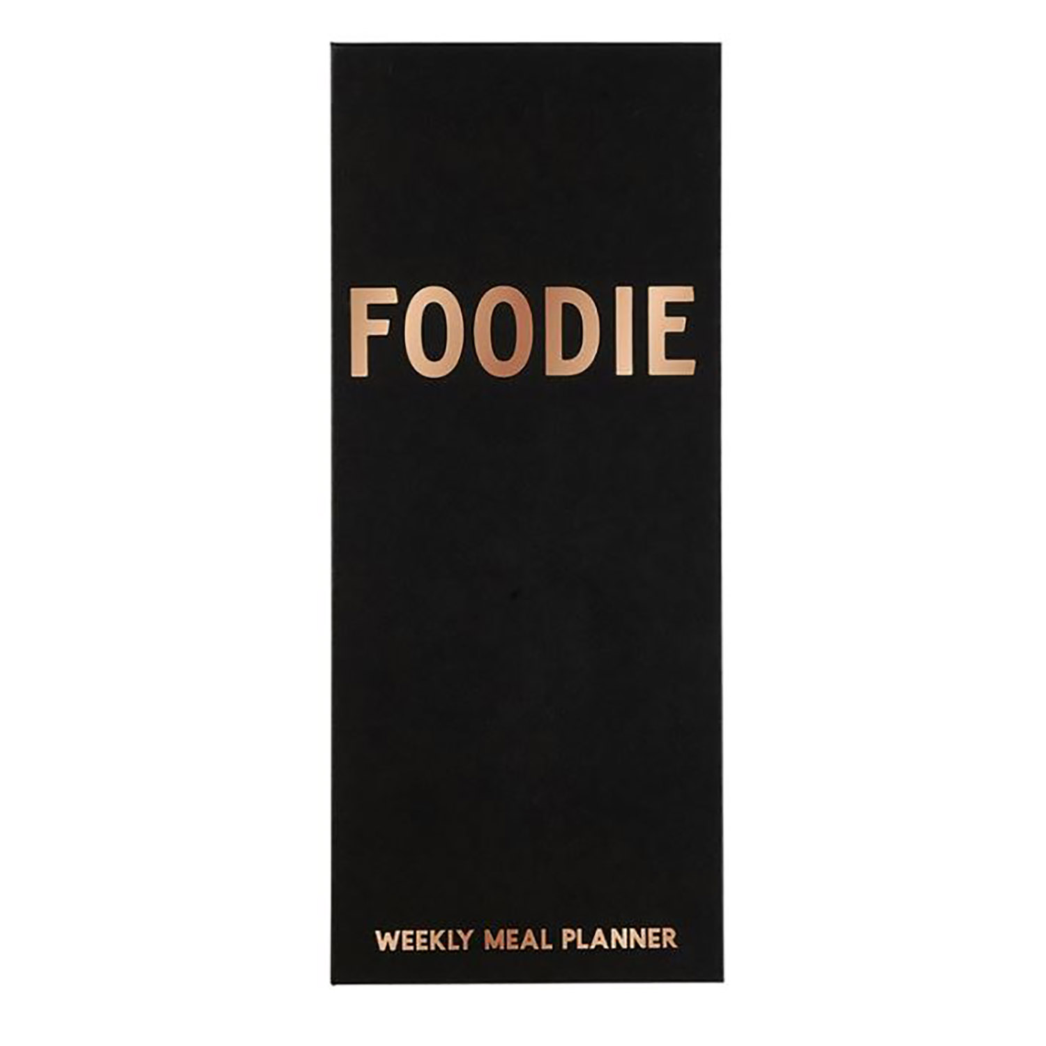 Foodie Meal Planner