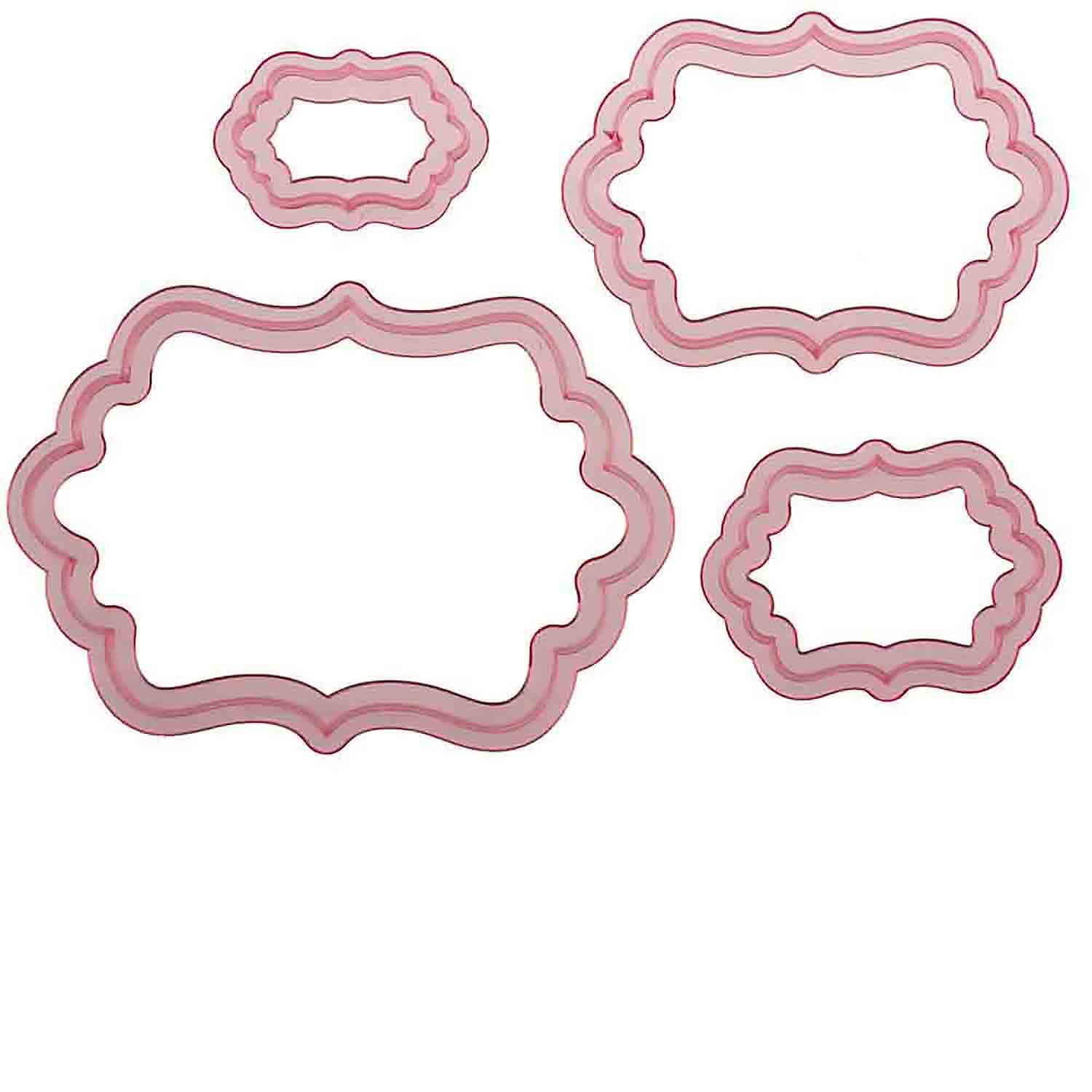 Dottie Frame Cutter Set by Marina Sousa