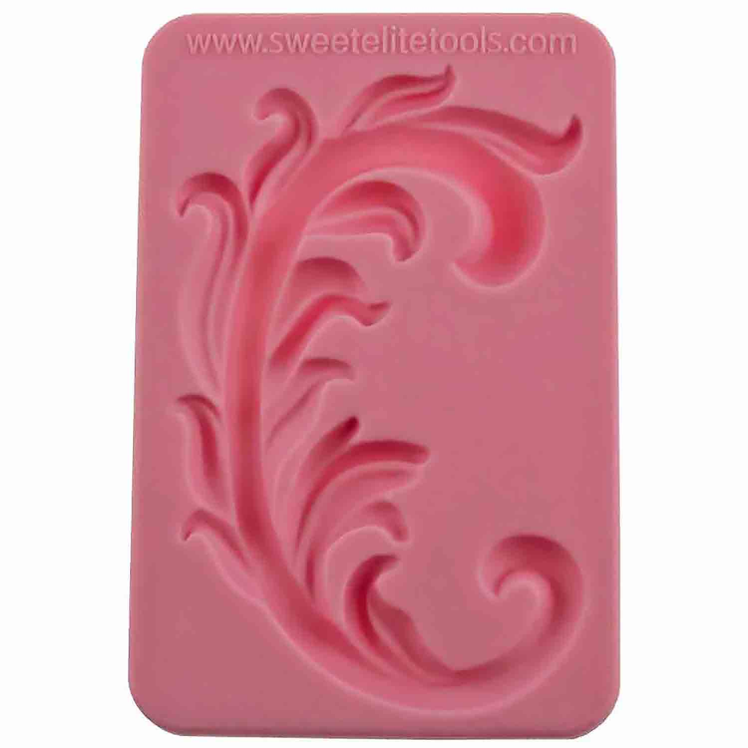 Flora 2 Silicone Mold by Colette Peters