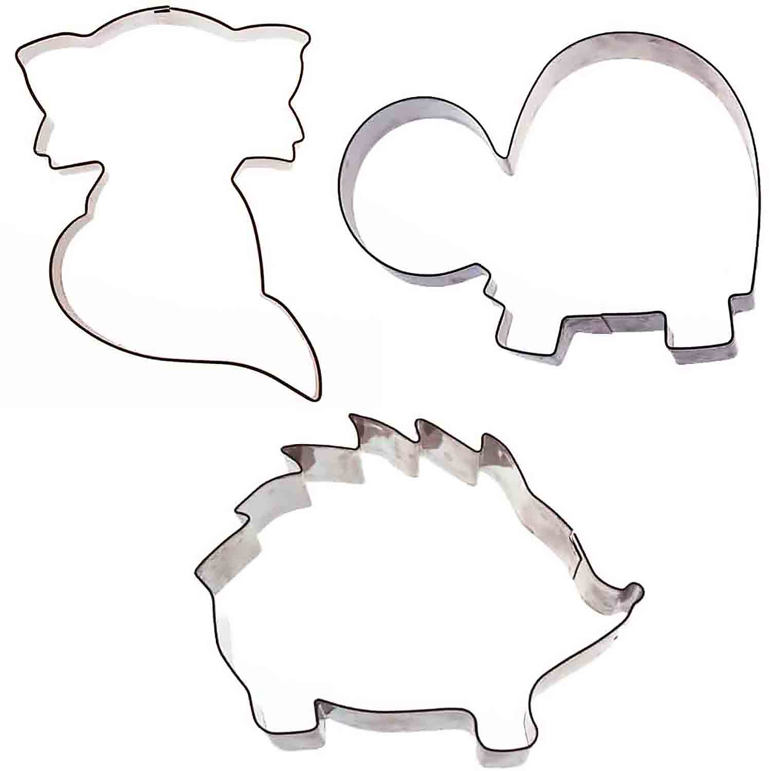 Woodland Cookie Cutter Set by Autumn Carpenter