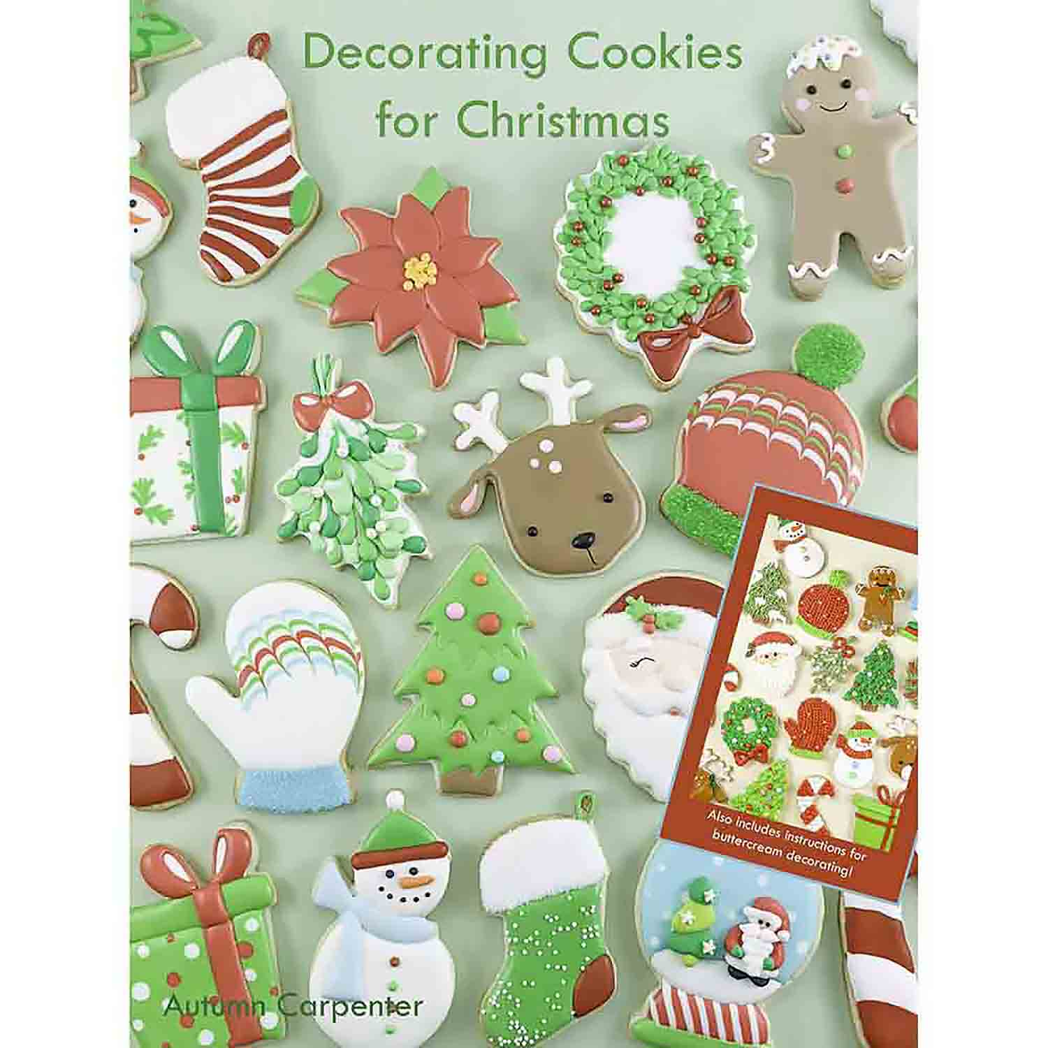 Carpenter - Decorating Cookies for Christmas