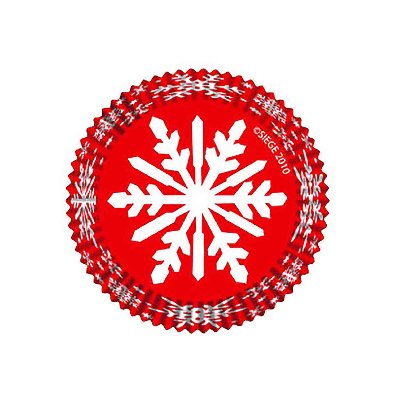 Snowflake Standard Baking Cup