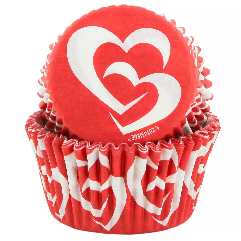 Sweet Heart Standard Baking Cup