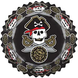 Pirate Standard Baking Cup