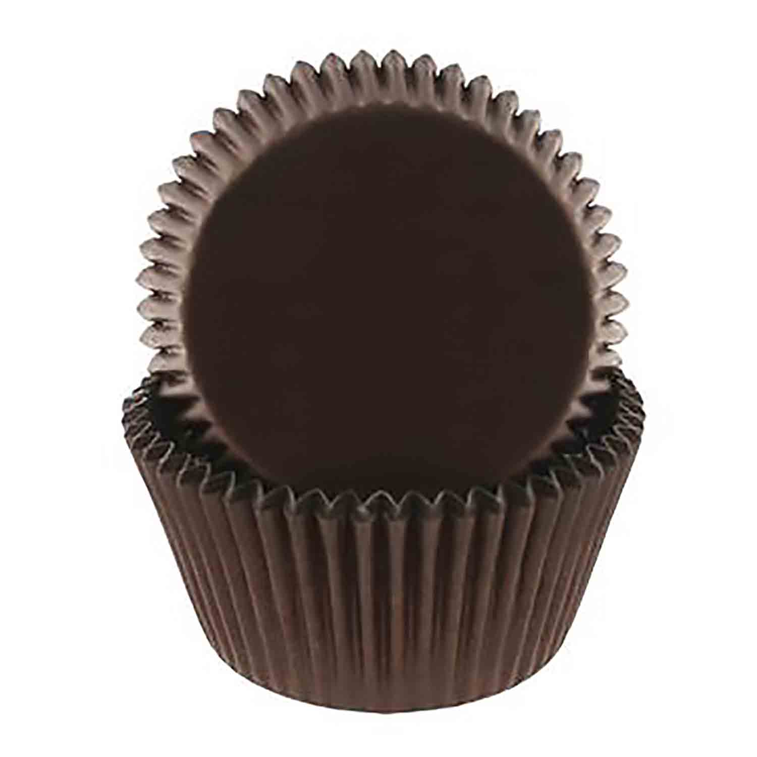 Chocolate Brown Standard Baking Cup