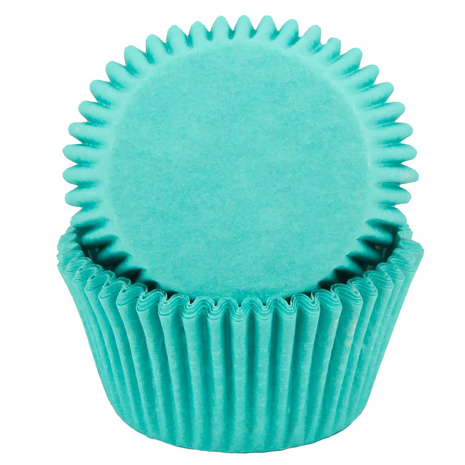 Turquoise Standard Baking Cup