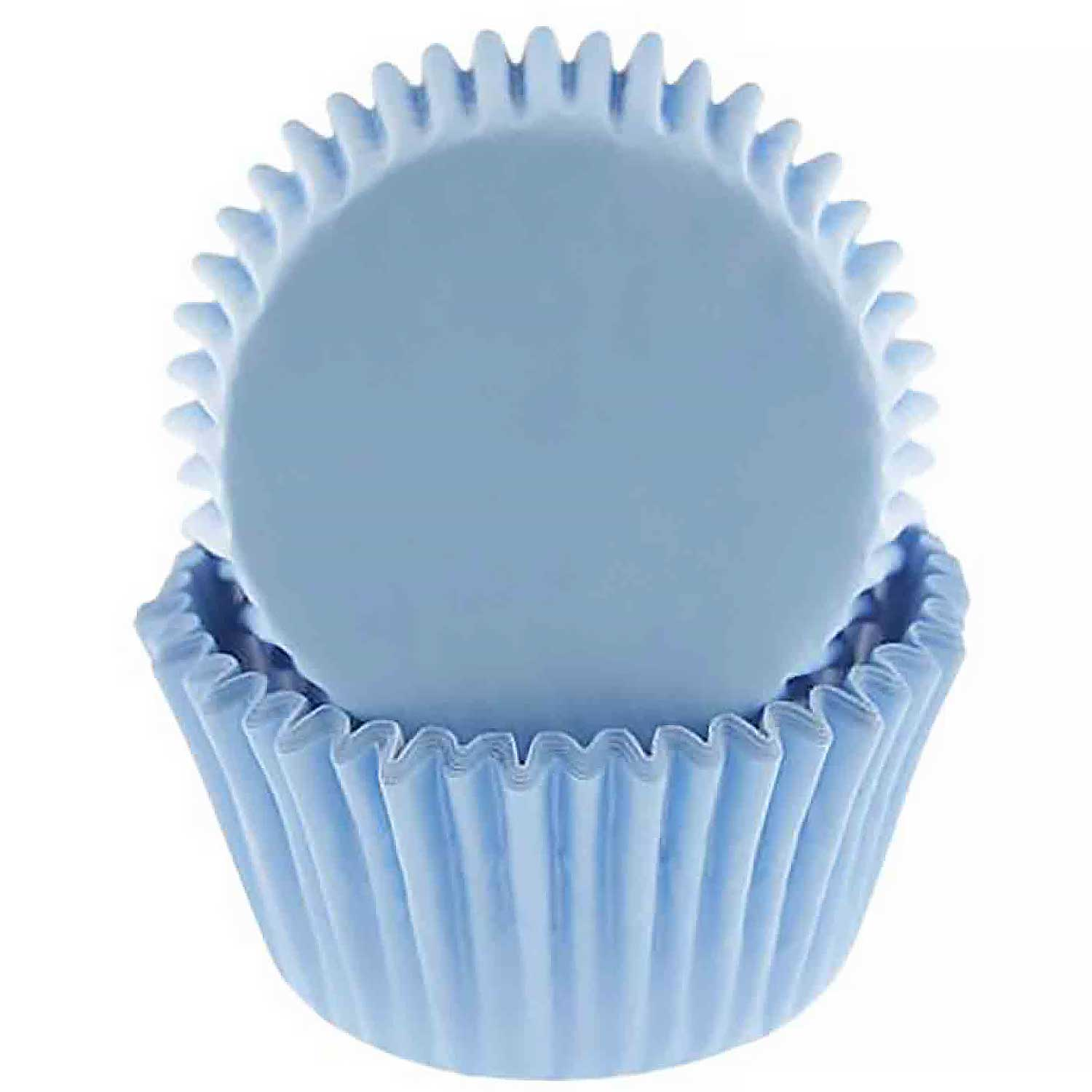 Light Blue Standard Baking Cups