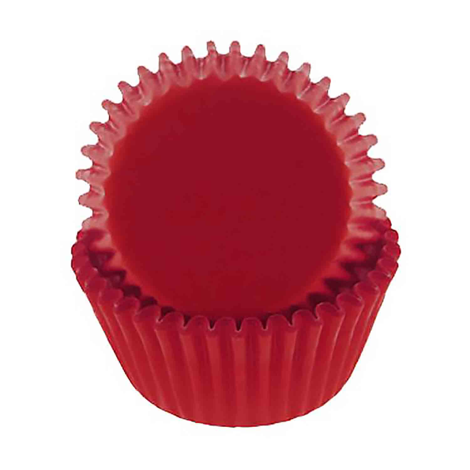Red Mini Baking Cup