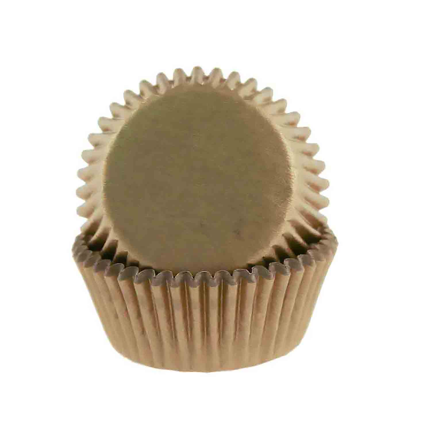 Gold Mini Baking Cup