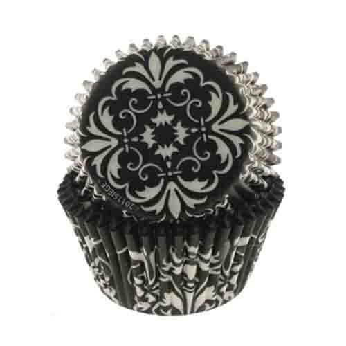 Damask Standard Baking Cups