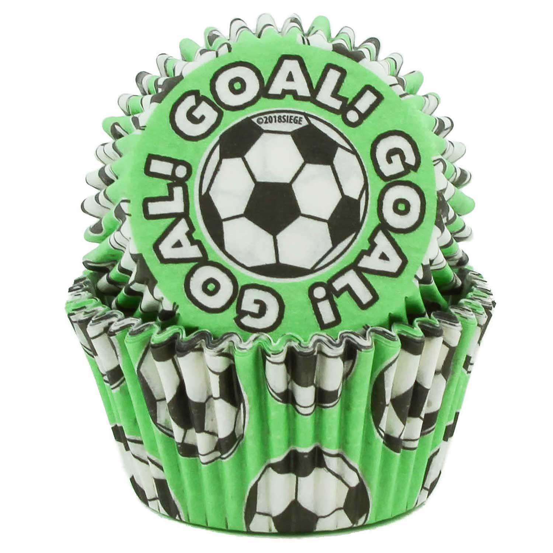 Soccer Standard Baking Cups