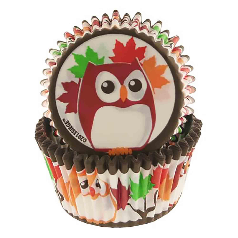 Owls Standard Baking Cups
