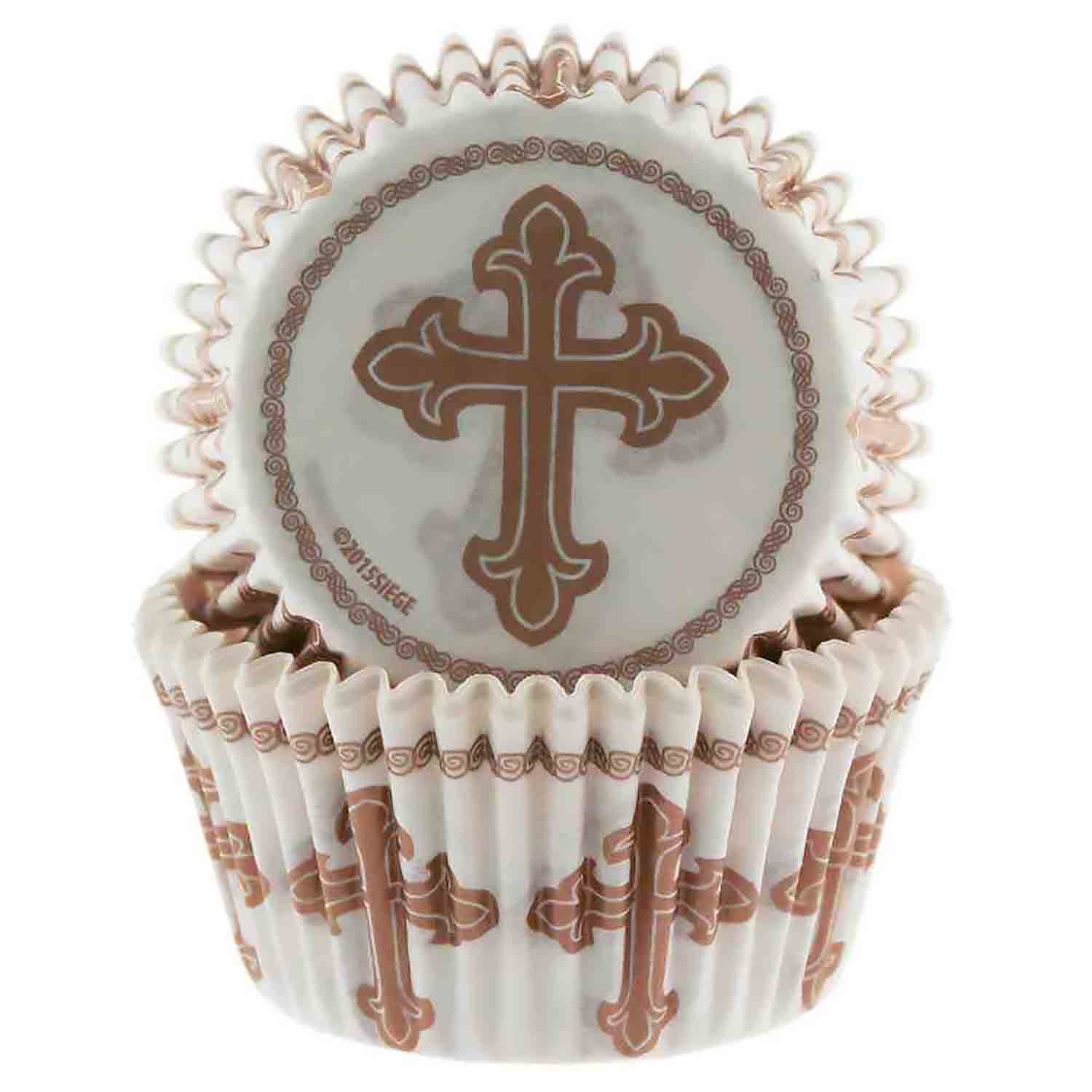 Gold Cross Standard Baking Cups