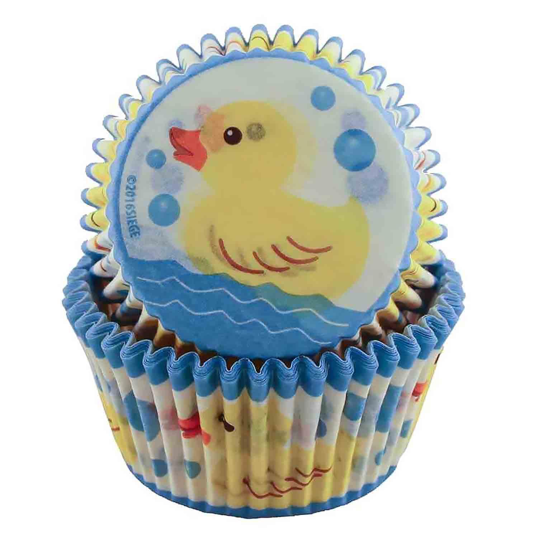 Rubber Ducky Standard Baking Cups