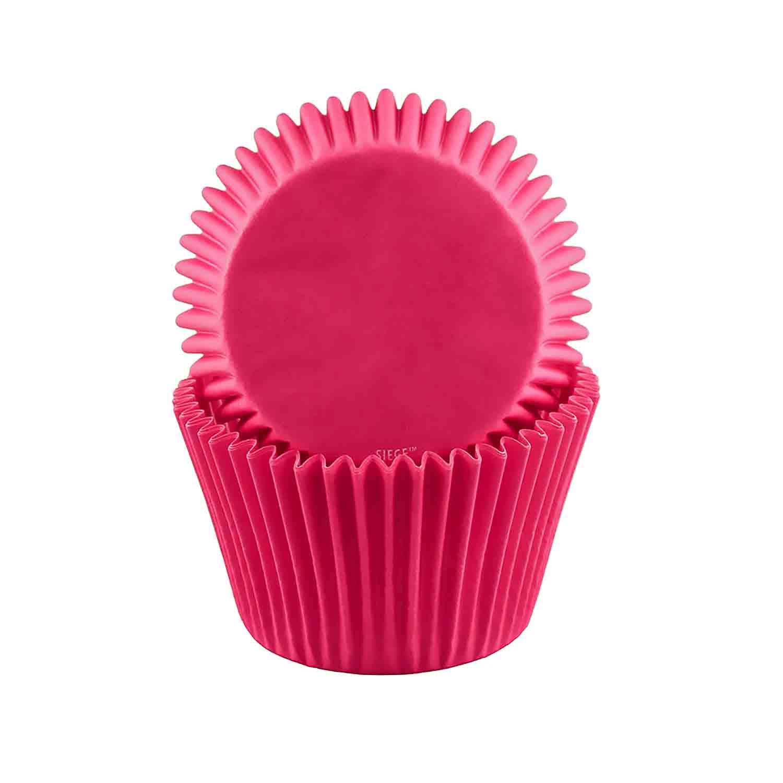 Pink Jumbo Baking Cups