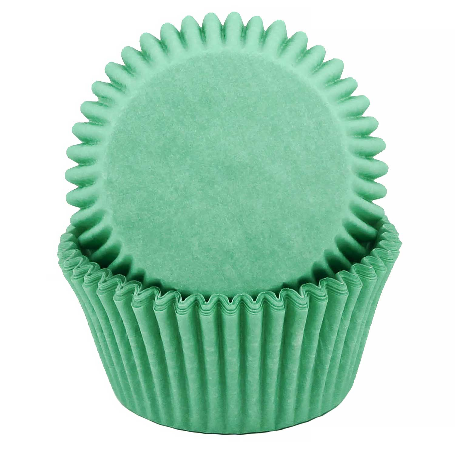 Mint Green Standard Baking Cups
