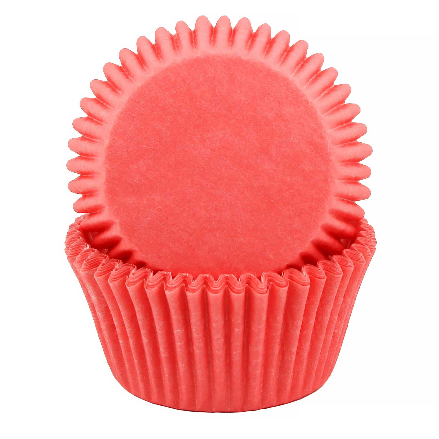 Coral Standard Baking Cups