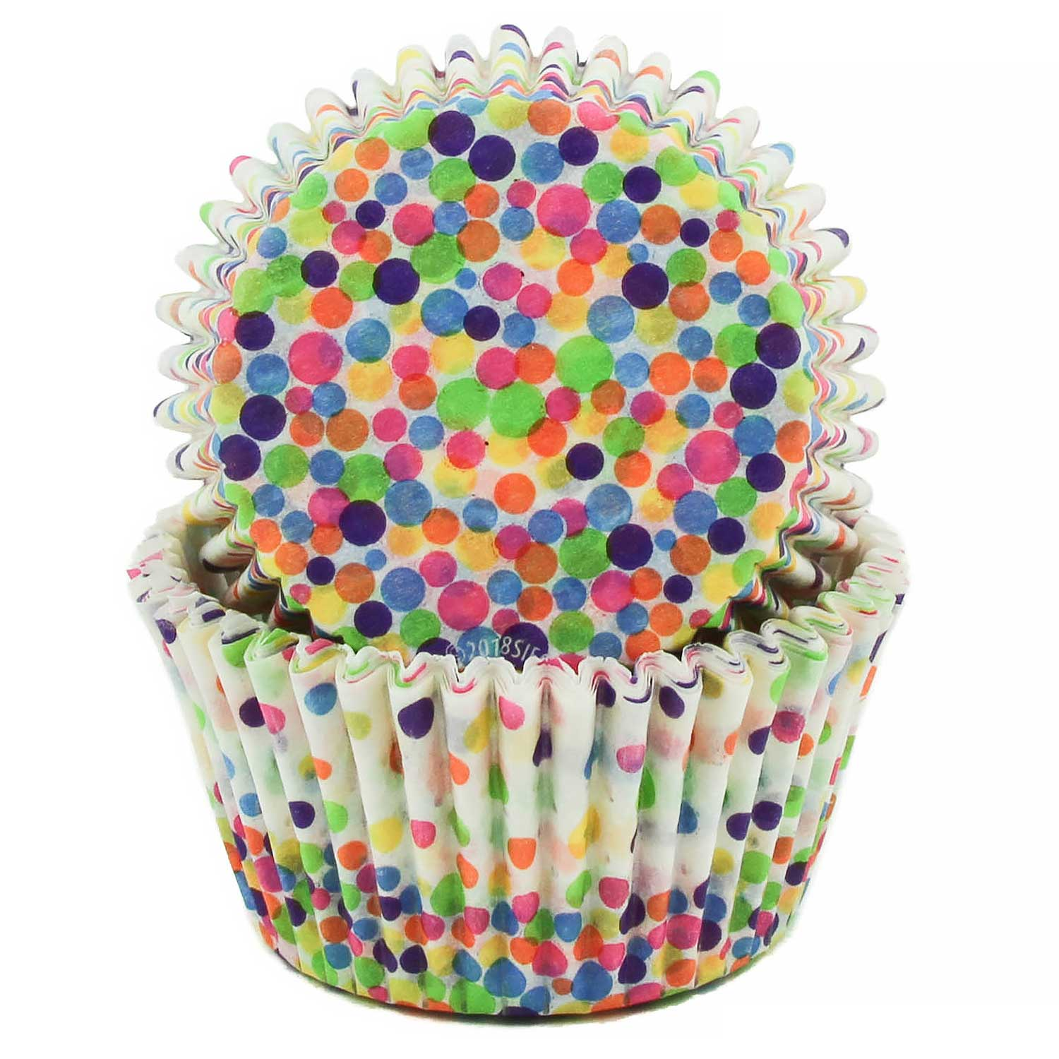 Fun Dots Standard Baking Cups