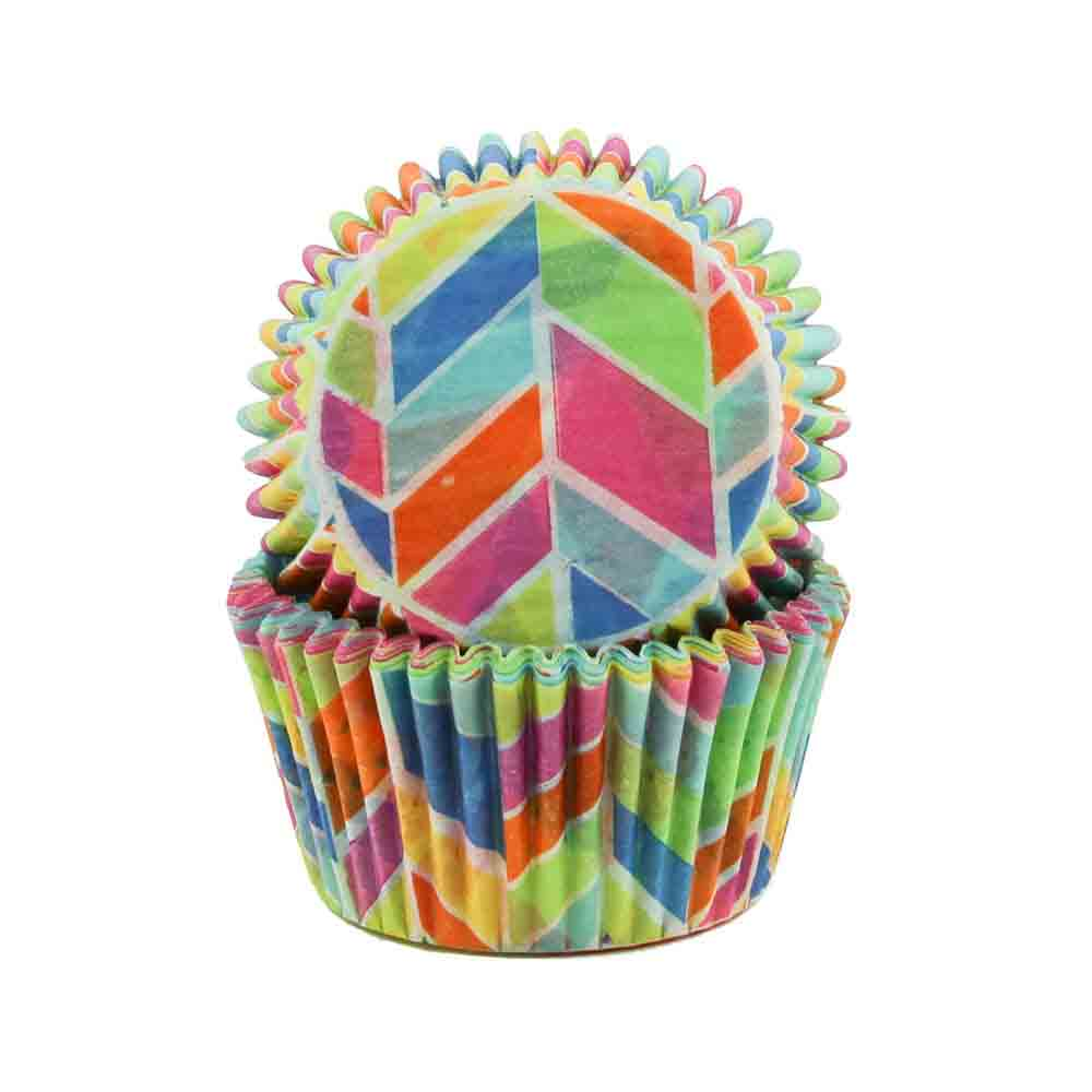 Kaleidoscope Standard Baking Cups